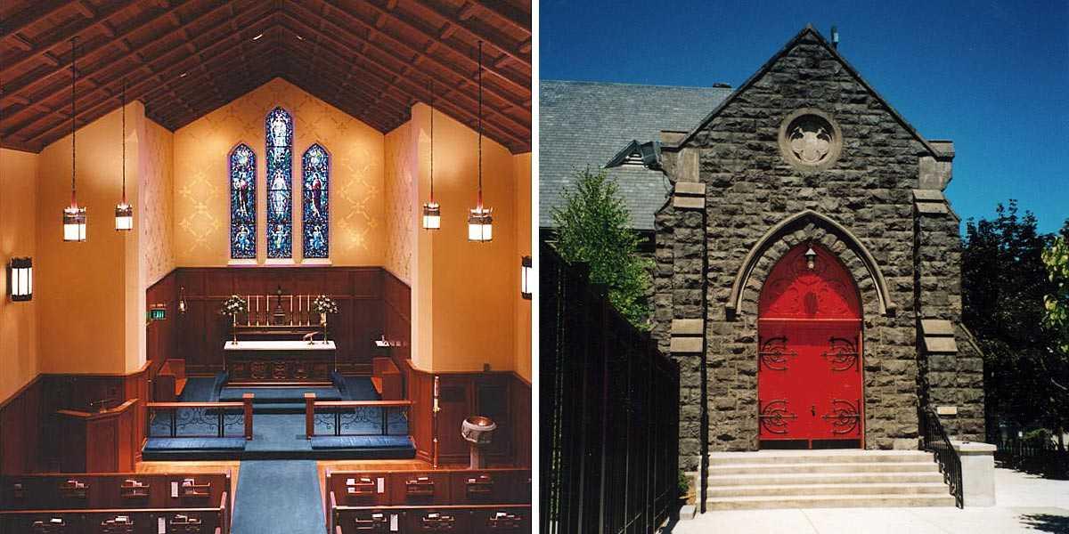 Trinity Episcopal Church, Portland