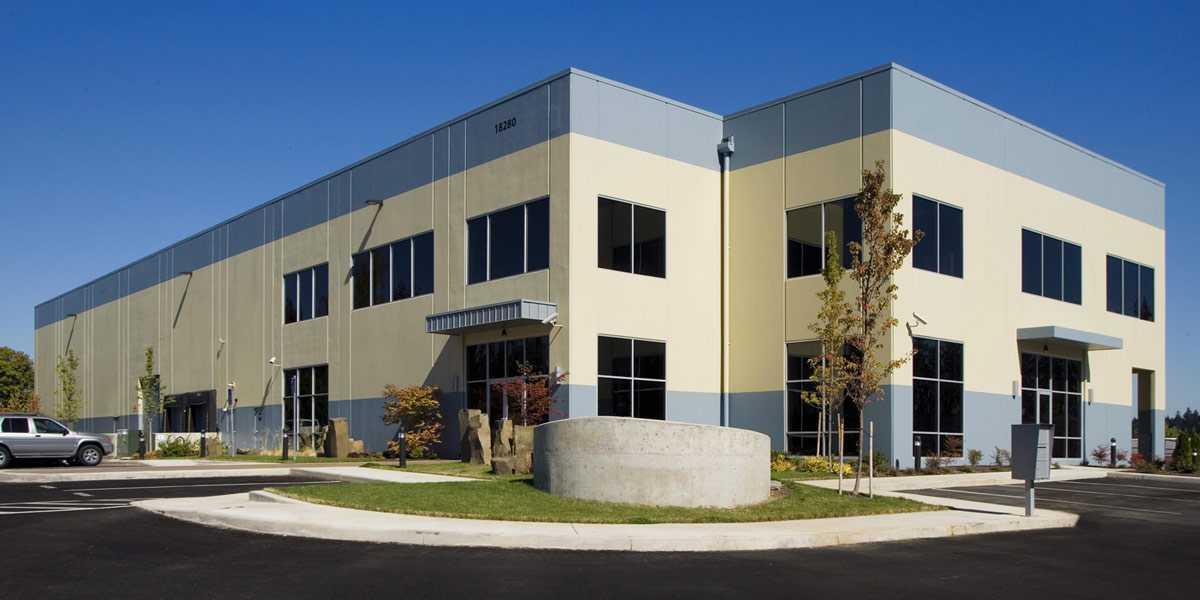 Pacific Cornetta Building