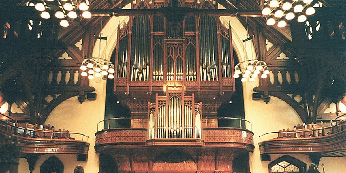 Episcopal Church, Portland